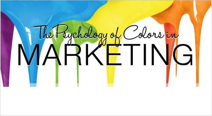 Cách sử dụng Tâm lý về màu sắc trong Marketing 1