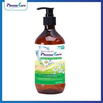 Gel rửa tay khô PlasmaKare 300ml